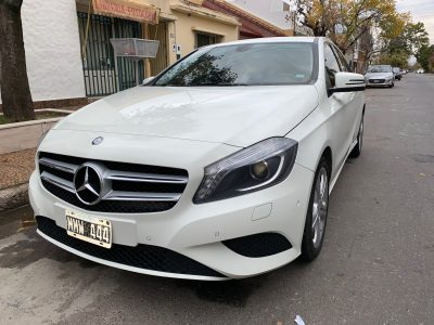 2126785559-Mercedes Benz Clase A completo