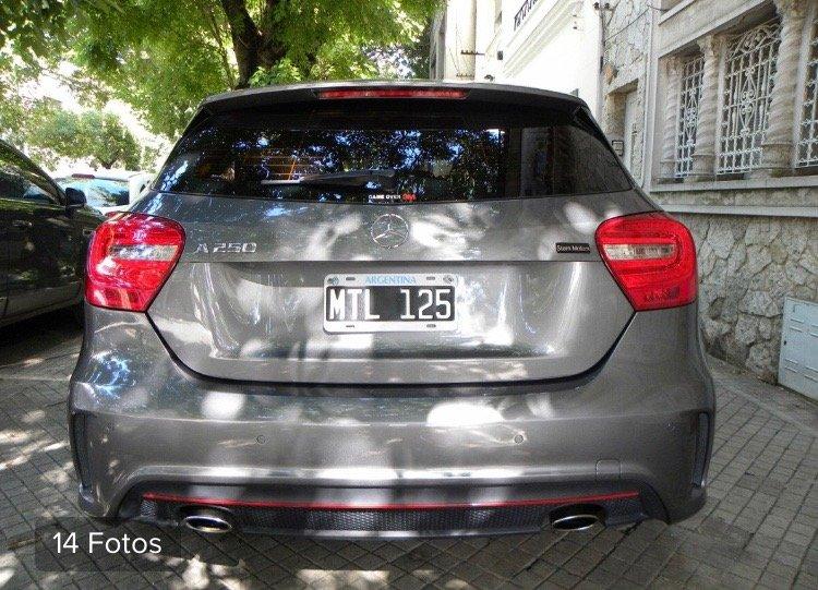 1090466650-Mercedes Benz Clase A completo