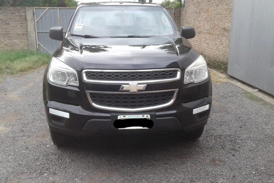 119014808-  Chevrolet S10 completo