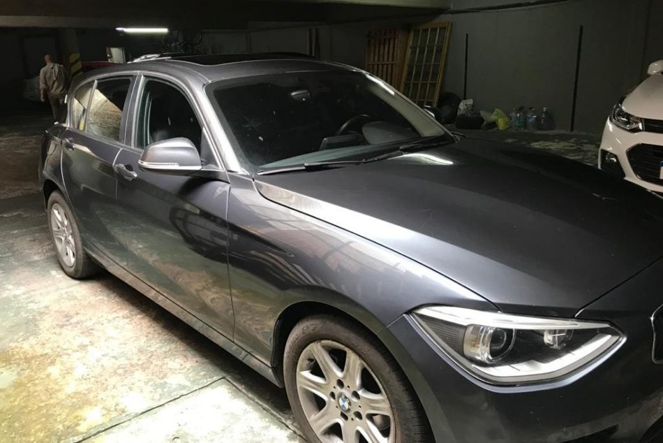 854831819-BMW Serie 1 completo
