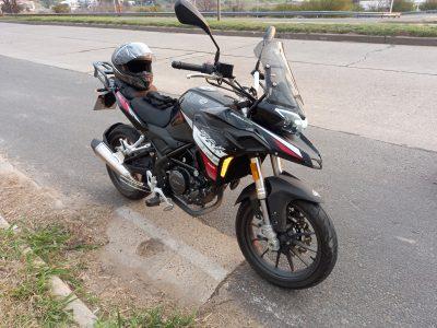 980792797-  Benelli TRK 251 completo